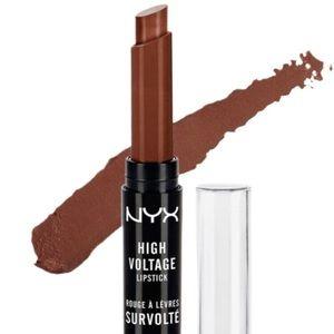 4/$20 NYX High Voltage Lipstick HVLS12 Dirty Talk